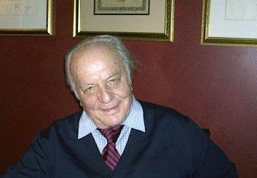 Joseph Tusiani, poet, Italy, Kristine Crane