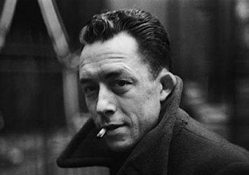 Albert Camus came to dinner often at Rue François I.