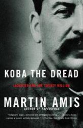 Martin Amis, Stalin, Gulags, mass murder