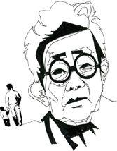Kenzaburo Oe, Nobel Prize, mental handicaps, children