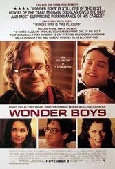 Marcia Yarrow, Curtis Hanson, Wonder Boys, Michael Douglas