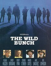 David Trask, Sam Peckinpah, The Wild Bunch