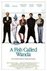 John Cleese, A Fish Called Wanda, screwball comedy, Marcia Yarrow