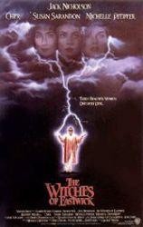 Nicholson, Sarandon, Michelle Pfeiffer, occult, Satan, John Updike