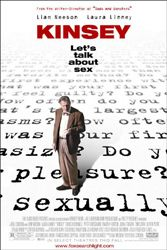 Kinsey, Liam Neeson, Bill Condon, human sexuality, changing partners, Laura Linney