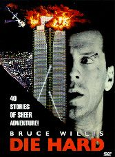 Bruce Willis, Die Hard, skyscrapers, terrorists, John McTiernan