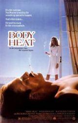 Hot sex, gold digger, Body Heat, Kathleen Turner, murder, Lauren Bacall, William Hurt