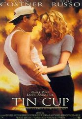 Golf, blowing a major, water hazard, Tin Cup, Costner, Don Johnson