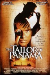 tailor, spies, Panama Canal Zone, infidelity