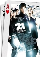 21 is a flop of a story set in Boston and Vegas.