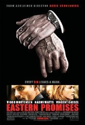 David Cronenberg's Russian underworld movie is perhaps the best non-Italian Mafia film ever.