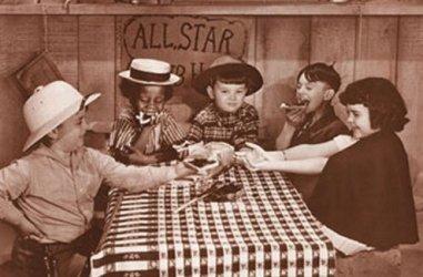 The Little Rascals, 1955