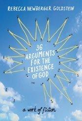 "Rebecca Newberger Goldstein ""fangs"" away enjoyably on the subject of God."