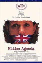 "Hidden Agenda: Loach's ""The Troubles"" thriller feels like Costa Gavras does Northern Ireland."