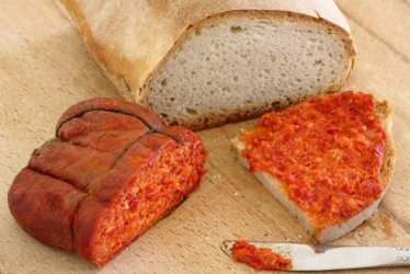 Nduja is spread on toast of made into a pasta ingredient.