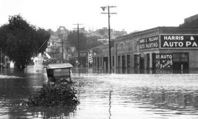 San Diego, facing a 1915 drought, called for help.