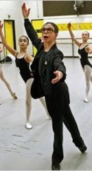 Joined the New York City Ballet at George Balanchine's invitation.