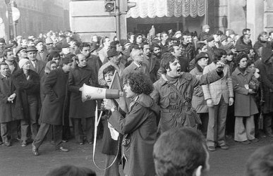 Strikes were daily occurrences in the 1960s and 70s.