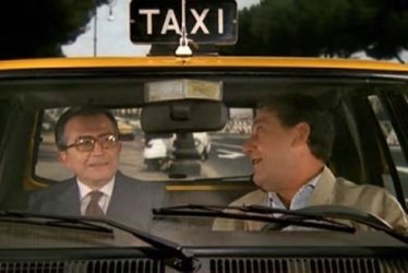 What make Rome cabs entertaining are the drivers and their stories.