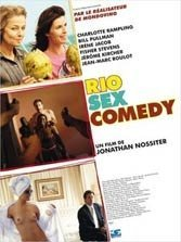 Director Jonathan Nossiter is all over the place in this faulty Rio farce.
