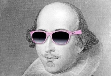 Shakespeare does not actually set any of his plays in his contemporary England.