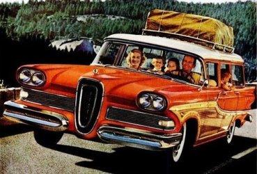The short-lived Edsall.
