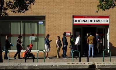 Spain's housing bubble crash has crippled the country.