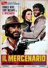 Il Mercenario: Some Spaghetti Westerns were genre-changing, and this one was among them.
