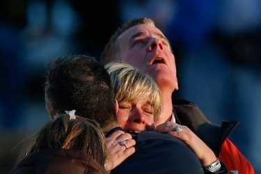 In all, 20 children and six adults were killed in the Newtown shootings.