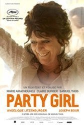 Party Girl: Three French directors give a middle-aged reveler a new look on life.