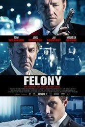 Felony: Tom Wilkinson, Joel Edgerton and Jai Courtney prove a highly watchable trio.