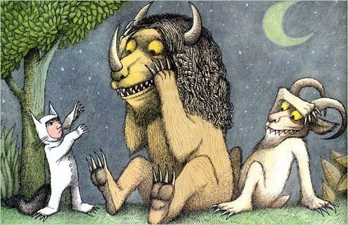 """Maurice Sendak's """"Where the Wild Things Are"""" was a reassurance for children."""