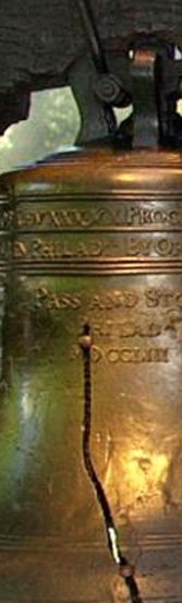 The Liberty Bell's secret story.