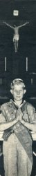 Whitman earned the rank of Eagle Scout at Troop 119 in Lake Worth, Texas.