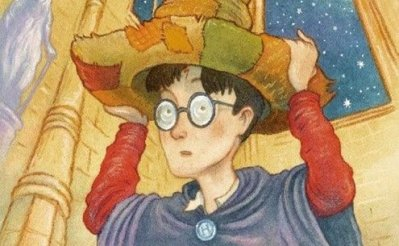 Thomas Taylor was the illustrator for the British version of JK Rowling's books