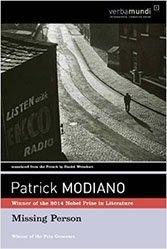 Modiano's slender 1978 psychological thriller remains a great Parisian novel.