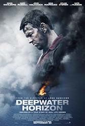 Peter Berg lets fire dictate the terms in his story of the 2010 Deepwater Horizon oil spill.