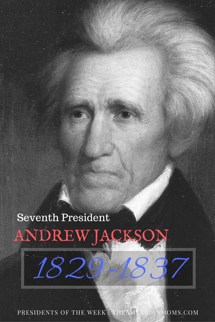 Andrew Jackson bio