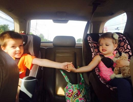 road trip bonding