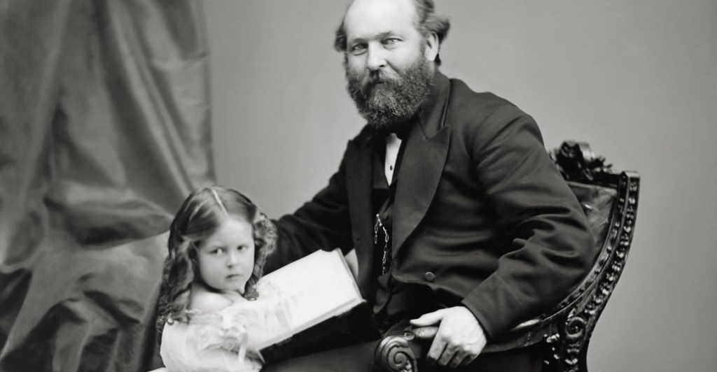 James and Mollie Garfield