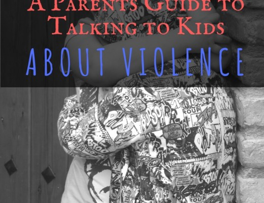 Talking to kids about violence