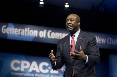 Senator Tim Scott wasn't invited to event commemorating MLK