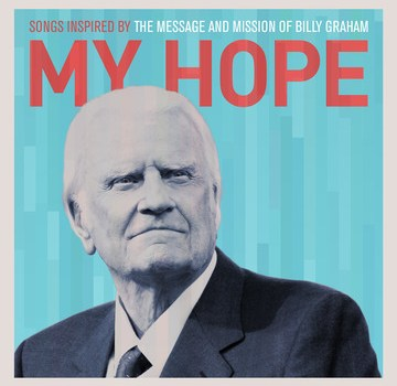 Special tribute album for Billy Graham