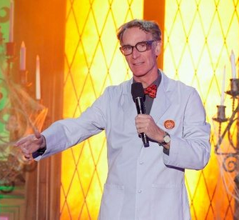 """Lingering Questions for Bill Nye """"The Science Guy"""""""