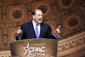 Huckabee Exhorts Americans Not to Forget God