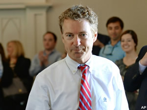 Rand Paul Rallys 400 North Carolina pastors