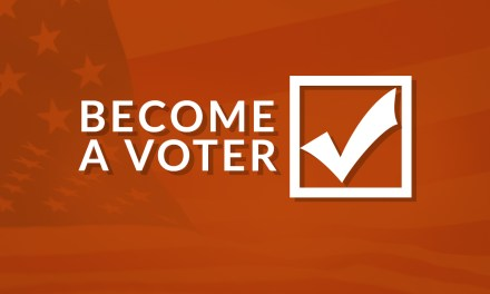 Be a Voter!