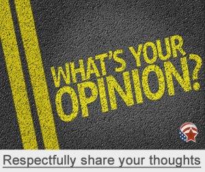REspectfully share Opinion