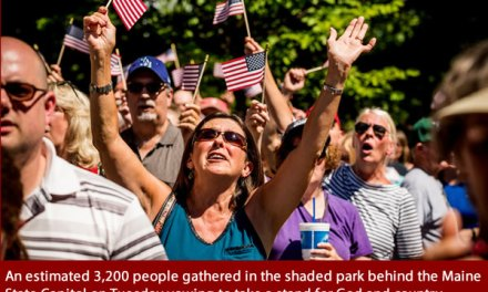 Franklin Graham to Christians in Maine: Take Your Faith With You