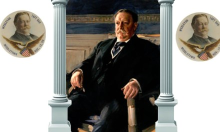 Taft: After PRESIDENT he became CHIEF JUSTICE!